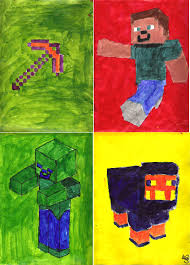 Coloring Outstanding Minecraft Painting Games Photo Inspirations
