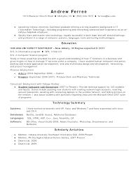 Pharmacy Technician Resume Objective Computer Tech Resume Objective Dadajius 92