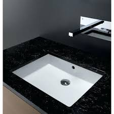 undermount rectangular bathroom sink. Rectangular Bathroom Sinks Undermount Kohler Ladena White Sink