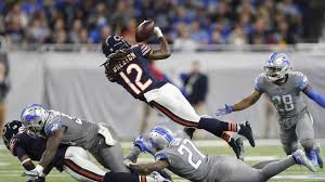 Bears Depth Chart 2017 Where Are They Now As Bears 2017 Wide Receiver Room