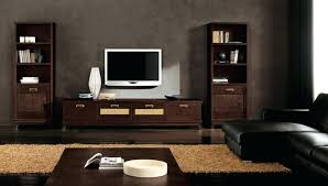 lcd tv furniture for living room modern ethnic living room with small stand and two storage