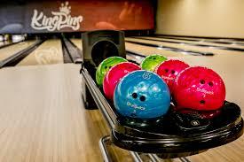 bowling at kingpins