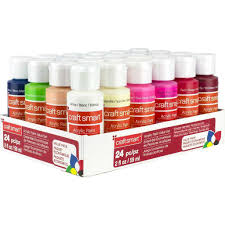 acrylic paint lovely the acrylic paint value pack by craft smart at michaels