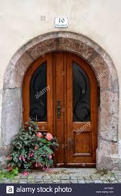 Decorating circular door images : antique, masonry, front door, medieval, circular arc, window Stock ...