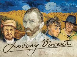 The Glorious Labor of LOVING VINCENT film review and interview