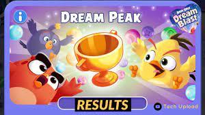 New Objective) Dream Blast | Angry Bird Dream Blast - YouTube