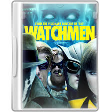 watchmen 2 icon movie dvd cases iconset vitorjapah png 256px