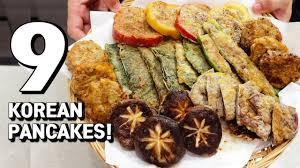 9 Easiest Korean Pancake Recipes! - YouTube