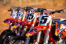 2016 ktm motocross bikes at colwyn bay ktm