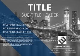 business flyer templates examples lucidpress cut glass digital corporate flyer template