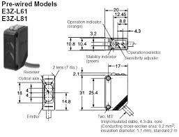 supertron s pte pre wired models e3z l61