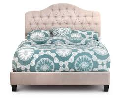 La Jolla Upholstered Bed - Furniture Row