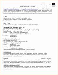 Resume Order Of Sections 24 Fresh Picker Packer Resume Sample Resume Sample Template And 4