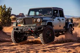 2018 jeep pickup truck. Simple 2018 Crew Chief 715 Kaiser Concept And 2018 Jeep Pickup Truck