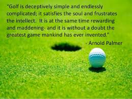 Golf Quotes Extraordinary Inspirationalgolfquotes4848 Cypress Lakes Golf Course