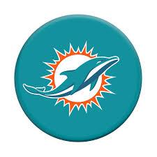 NFL - Miami Dolphins Logo PopSockets Grip