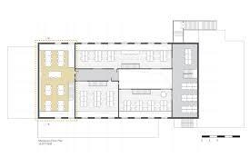Crossboundaries' New Office / Crossboundaries. 16 / 20. Mezzanine Floor Plan