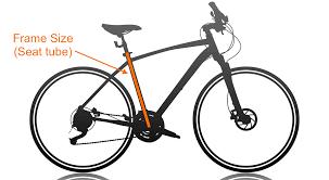 Hybrid Size Chart Hybrid Bike Size Chart