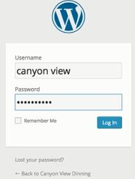 Introducing to WordPress Login & Admin Area on Bluehost - WordPress ...