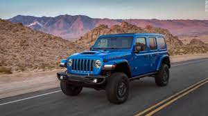 Every used car for sale comes with a free carfax report. Jeep Unveils High Horsepower V8 Wrangler Cnn