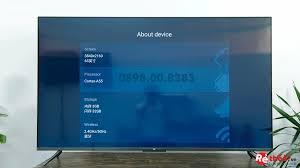 Smart Tivi Xiaomi 5 65 inch (Mi TV 5 65″) | RẺ THẾ À .VN – Tổng Kho Dụng Cụ  Pha Chế Trà Sữa , Trà Chanh, Cafe, Thiết Bị Thu Ngân ,