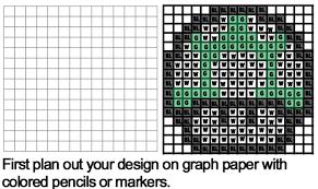 Perler Bead Graph Paper Magdalene Project Org