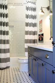 split shower curtain ideas. Split Shower Curtain Hung From Ceiling, Not Just Level. Emphasizes The Beauty Of Ideas E