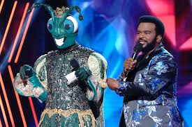 The masked singer, of course. The Masked Dancer Reveals Another Contestant And Cricket Is