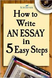 how to write an essay in 5 easy steps example of an essay introduction