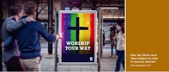 Watchtower Quotes Regarding Homosexuality