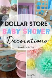 Baby Showers On A Budget Baby Shower On A Budget Party Baby Shower Decorations Baby