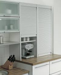 Kitchen Cabinet Shutters
