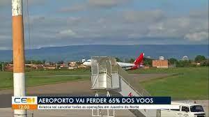 CETV 1ª Edição – Juazeiro do Norte   Aeroporto de Juazeiro perde 65% dos  voos Assista online