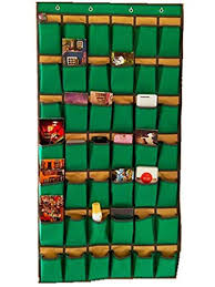 Classroom Cell Phone Holder Hanging Pocket Chart With Hooks