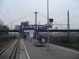 Düsseldorf Zoo station