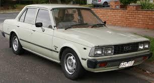 File:1981 Toyota Corona (XT130) SE sedan (2016-01-04) 01.jpg ...