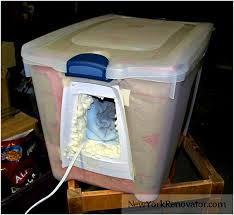 how to build a diy insulated outdoor cat shelter catster