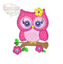 Cute Girly Owl