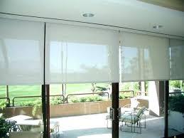 ds for sliding glass doors sliding door roller shades exterior patio roller shades sliding door roller