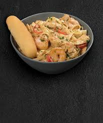 cajun shrimp en pasta