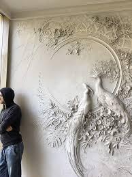 38 unique plaster wall art decorative