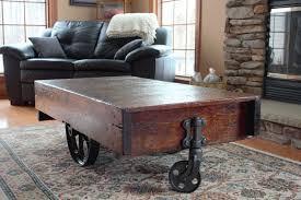 sofa cart coffee table