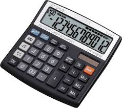 citizen desktop ct js calculator in office products