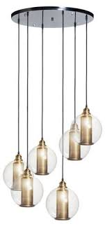 elegant the art of lighting. the unique wyatt orb chandelier features elegant glass bulbs that cascade from a metal base art of lighting