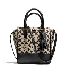 Lyst - Coach Legacy Mini Tanner Crossbody in Printed Signature ...