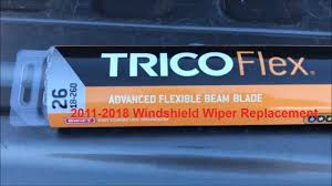 2011 2018 Ford Explorer No Tool Windshield Wiper Blade Replacement