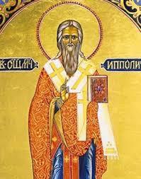 San Hipólito (año 235)