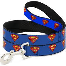 поводок <b>buckle down супермен</b> классика 120см | www.spec-magaz ...
