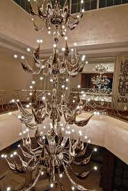 producing chandeliers that are unique and custom made is the recent 120 light lu more than 5 metres high created for a prestigious dubai residence