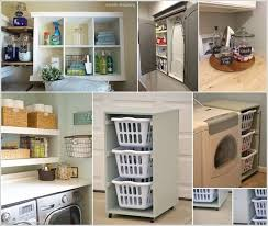 10 practical diy projects for laundry room organization a